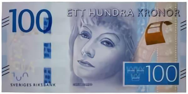 Välkomstbonusar 100 kronor